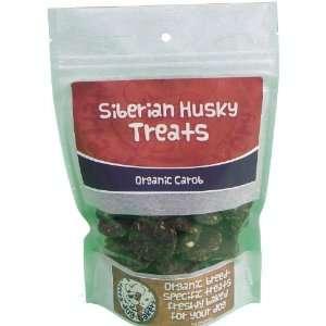 Siberian Husky Dog Treats Organic Carob