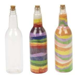 Tropical Sand Art Bottles   Craft Kits & Projects & Sand
