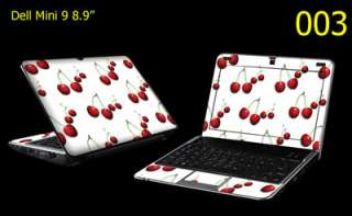 Dell Inspiron Mini 9 Skin netbook laptop Decal Skins