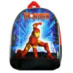 Iron Man Armored Adventures Toddler Small Backpack   Marvel Iron Man