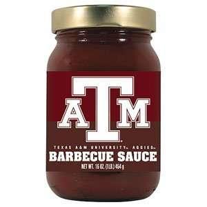 Texas A&M Aggies NCAA Barbecue Sauce   16oz