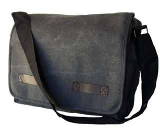 MILITARY INSPIRED MESSENGER BAG BACKPACK LAPTOP CASE