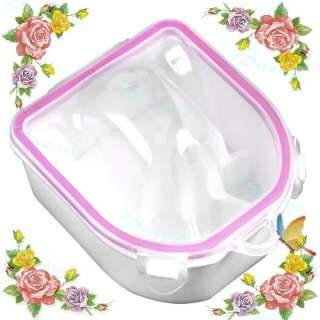 Professional Nail SPA Acetone Resistant Soak Off Warm Water Bowl