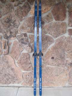 Classic Ltd. Quickstep Cross Country Skis w Bindings 195cm