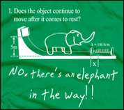 Elephant Math t shirt funny school shirt classic tee