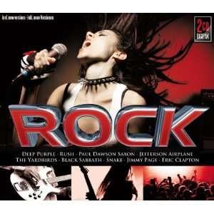 Dawson Saxon, Black Sabbath, Snake, Eric Clapton Rock Music