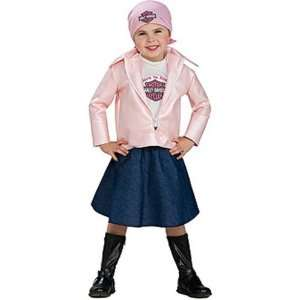Rubies Costume Co R885673 NB06 Harley Davidson Costume