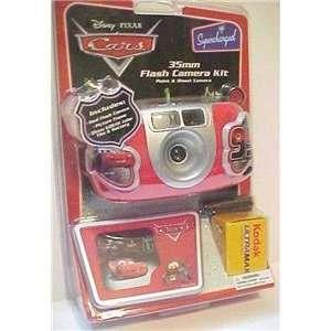 Disney Pixar Cars 35mm Flash Camera Kit