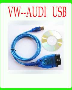 OBD2 USB Cable Auto Scanner Scan Tool Audi VW SEAT Volkswagen