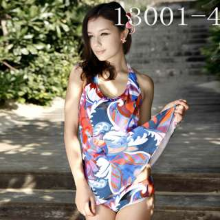 NEW style beach lovely Swim dress bottom two piece swimsuit