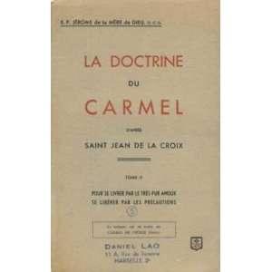 amour se liberer par les precautions Saint Jean De La Croix Books