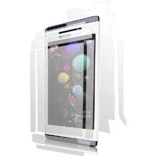 Sony Ericsson Aino U10 Unlocked Cell Phone White Color GSM