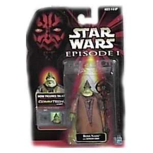Star Wars Episode I Boss Nass Action Figure Toys & Games