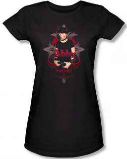 Kid Youth Girl Men SIZE NCIS Abby Gothic Poster T shirt top tee