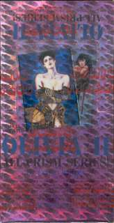 Olivia De Berardinis Series 2 Prism Trading Card Box