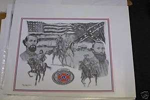 CONFEDERATE GENERALS CIVIL WAR ROBERT STEPHEN SIMON