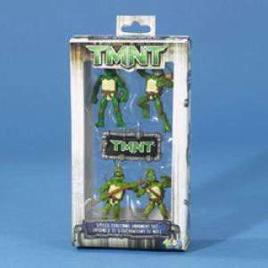 TEENAGE MUTANT NINJA TURTLES 5 PACK MINIATURE ORNAMENT S.   Christmas