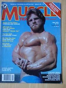 MUSCLE TRAINING bodybuilding fitness magazine/DAVE SPECTOR 5 79 |