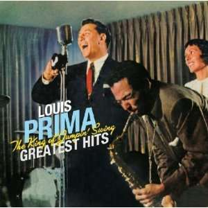 Classic Billboard Hits Louis Prima Music