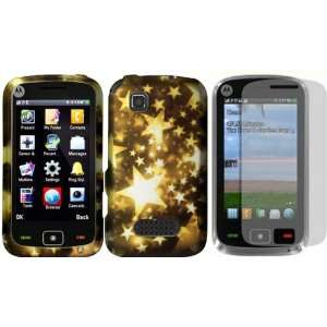 Gold Star Design Hard Case Cover+LCD Screen Protector for