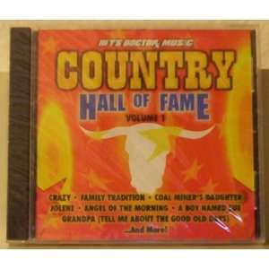 Country Hall of Fame, Vol. 1 Various Artists Music