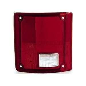 TAIL LIGHT LENS gmc JIMMY 73 91 chevy chevrolet BLAZER SUBURBAN FULL