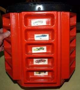 Rare Original 1969 Mattel Hot Wheels Autorama CounterTop Display Case