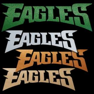 Philadelphia Eagles 28 BIG Auto Window Stickers Decals