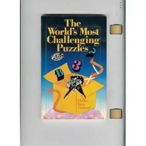 The Worlds Most Challenging Puzzles (9780806967318