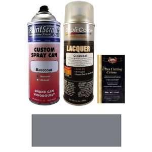 12.5 Oz. Corvette Dark Gray Metallic Spray Can Paint Kit