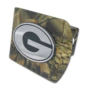 University of Georgia Bulldogs Camo with Chrome G Emblem