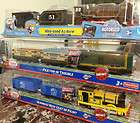 TRACKMASTER THOMAS & FRIENDS YELLOW RHENEAS , PAXTON AND HIRO