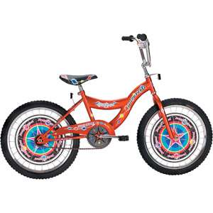 20 Micargi Dragon Boys BMX Bike, Red ARCHIVE SHELF/CAT
