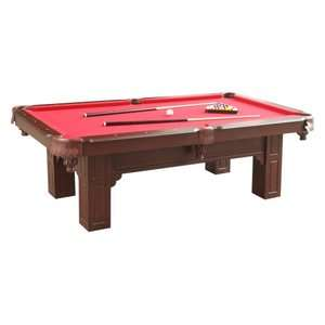 DMI Sports Minnesota Fats Ft Fairfax Billiard Table Pool Tables - Minnesota fats covington billiard table