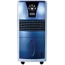 Portable Evaporative Air Fan with Ionzier