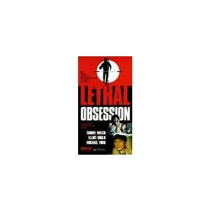 Lethal Obsession [VHS]: Tahnee Welch, Elliot Gould, Michael