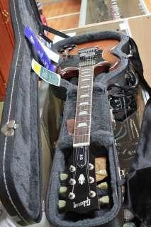 2002 Gibson USA SG Standard Electric Guitar   10yr Old Natural Burst