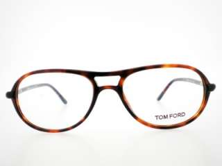 Brand New TOM FORD Eyeglasses TF 5129 054 Havana