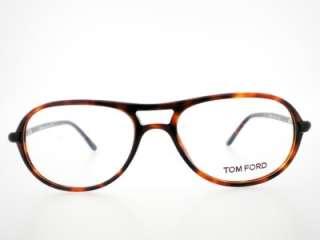 Brand New TOM FORD Eyeglasses TF 5129 054 Havana