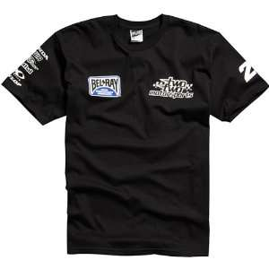 Shift Racing Team Two Two Mens Short Sleeve Casual T