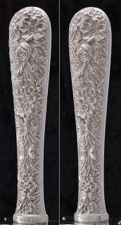 Kirk & Son Sterling Handle Carving Set Fork Knife