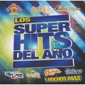 Los Super Hits Del Ano, Various Artists   Norteno Latin