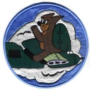 414TH BOMB SQUADRON 97TH BOMB GROUP 4.8 Patch: Office Products