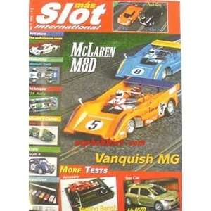 MAS   Slot International Magazine (Slot Cars): Toys