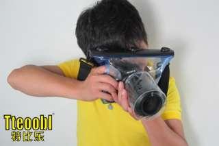 20M Waterproof diving Camera Case Bag DSLR Canon Nikon Sony Panasonic