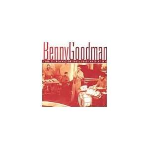Complete RCA Victor Small Group Master Takes Benny Goodman Music