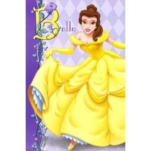Disney Princess Beauty and the Beast Belle Poster #2665 Approximately