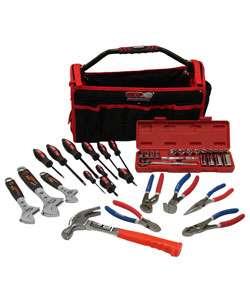 Grip 40 piece Professional Tool Set w/ Bonus Bag