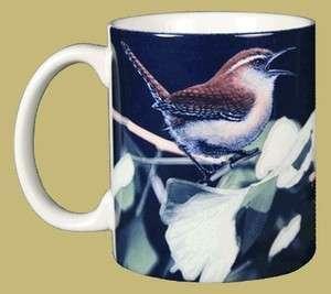 Carolina Wren 11 OZ Ceramic Coffee Mug Tea Cup Bird