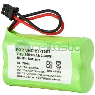 BT 1007 Cordless Phone Ni MH Replacement Battery For RADIO SHACK